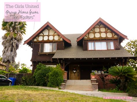 the fosters house the girls united group home from quot the fosters