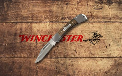 five new knives from the 2018 winchester lineup knife
