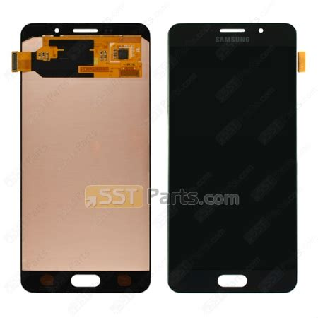 4d Samsung A7 2016 A710 samsung galaxy a7 2016 a710 a7100 a710m a710f lcd screen with digitizer touch black