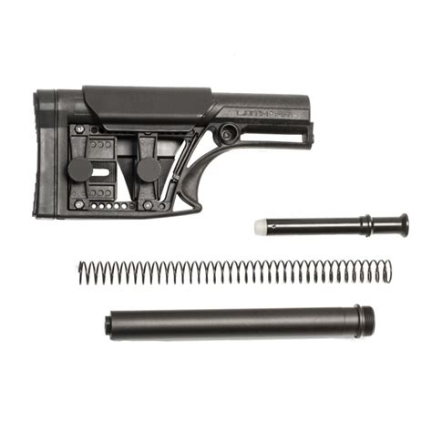 Mba 1 Rifle Buttstock by Mba 1 Fixed Stock Buffer Kit For Ar 10