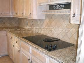pictures of tile backsplash in tumbled dallas tx