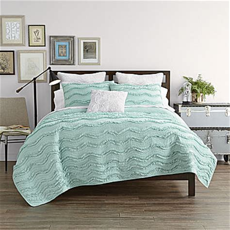 jcpenney home cotton classic ruffle quilt accessories