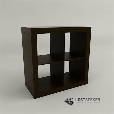 Expedit Shelf by 3d Expedit Shelving Unit
