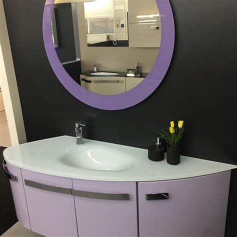 mobile bagno tondo mobile bagno design tondo arteba scontato 51 arredo