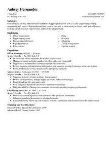 Admin Job Resume Sample Admin Resume Examples Admin Sample Resumes Livecareer