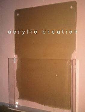 Acrylic Tempat Brosur category tempat brosur acrylic akrilik acrylic display