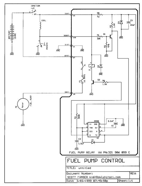 vw pat fuel wiring diagram get free image about