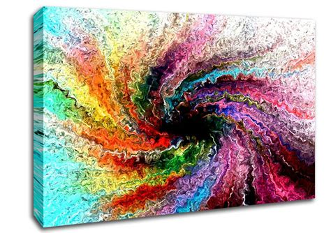 colorful canvas colorful contemporary canvas stretched canvas