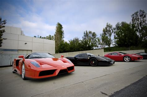 When Was The Enzo Made The 11 Greatest Ferraris Of All Time Aol Finance