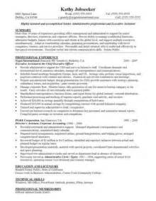 How To Do A Resume For A by Exle Resume How To Do A Resume Exle