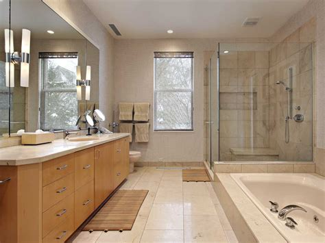 Shower Only Bathroom Floor Plans by Master Bathroom Remodel Project Template Homezada
