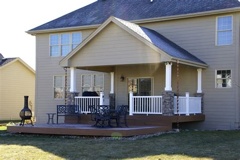 covered porch plans inspiring covered deck plans 7 covered deck designs newsonair org