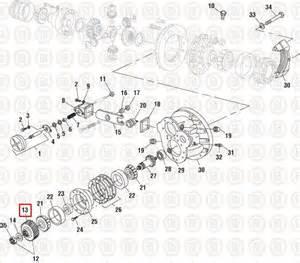 Viar Y Pinion Gear pinion drive gear excel p n er22650 ref rockwell meritor