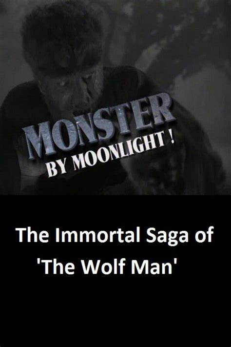Saga Of The Wolf by moonlight the immortal saga of the