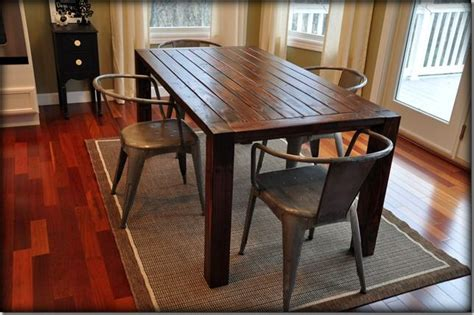 Handmade Dining Room Table by Beautiful Modern Farm Table 3 Handmade Modern Farm Table
