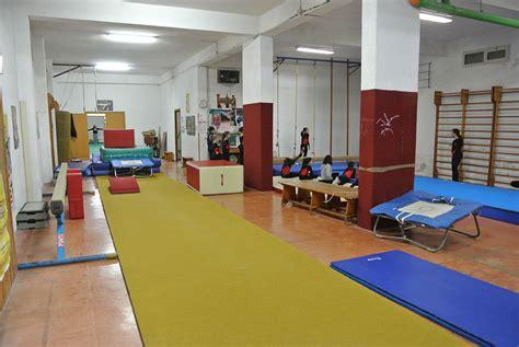 tappeti ginnastica artistica strutture csen comitato provinciale di palermo