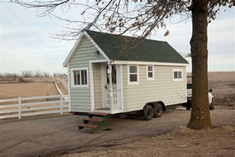 johnny spire s luxurious tiny house on wheels