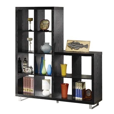 joss and main bookcase cascade bookcase at joss main home decor pinterest