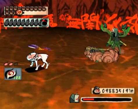 Rage Brown okami brown rage and golden fury attacks