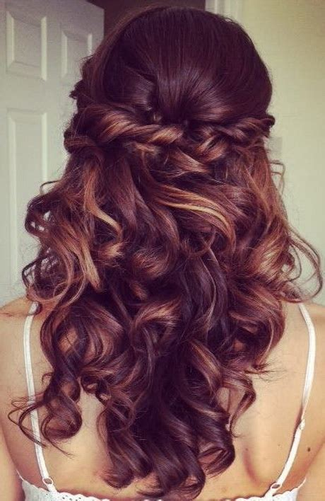 evening hairstyles images prom hairstyles down 2016