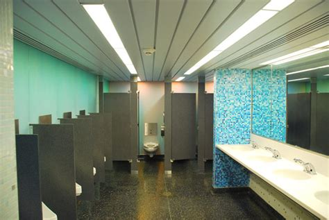 The Rest Room by Mta Lirr Renovations Completed On Penn Station Rest