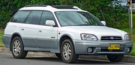 Subaru Outback 2001 by 2001 Subaru Outback Information And Photos Zombiedrive