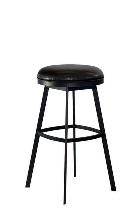 34 Backless Bar Stools by San Francisco Bay Area Bar Stools Wooden Swivel