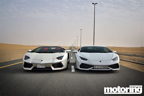 What Rhymes With Lamborghini Lamborghini Huracan And Aventador Reviewmotoring Middle