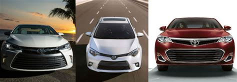 Toyota Corolla Vs Camry Corolla Vs Camry Size Differences Html Autos Post