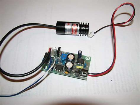 laser diode pulse driver 100mw burning laser pocketmagic