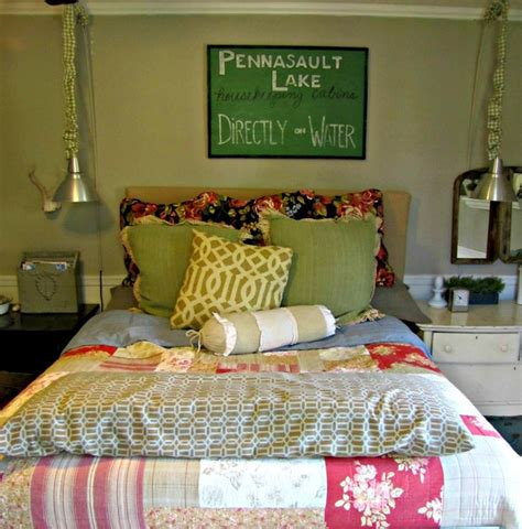 flea market bedroom flea market style bedroom eclectic bedroom
