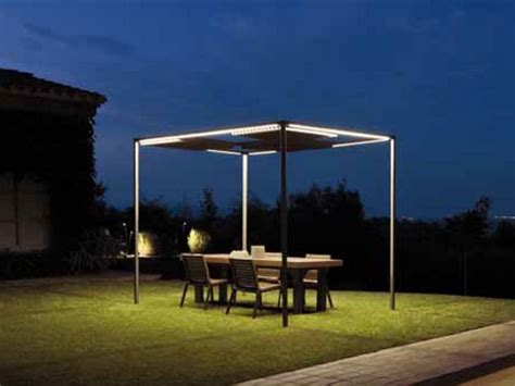 tent with lights built in gazebo with built in lights palo alto palo alto collection