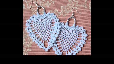 pattern you tube free crochet earrings free patterns youtube