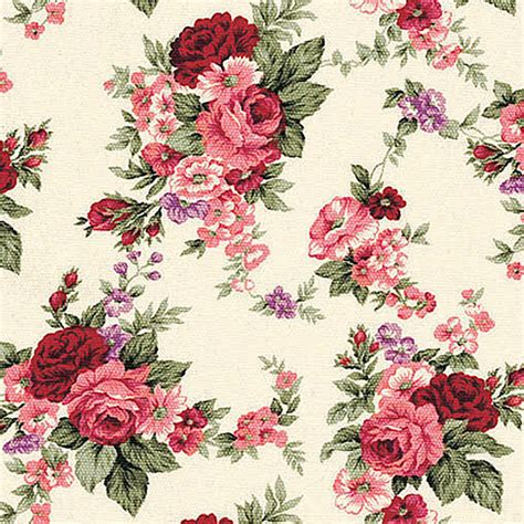 floral upholstery canvas heavy upholstery fabric antique rose floral red