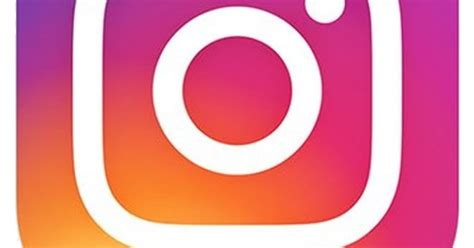 pinfo the new instagram logo with transparent background