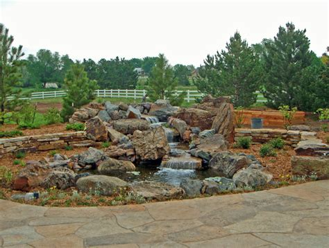Landscape Rock Denver Siloam Accents Monuments Colorado Denver