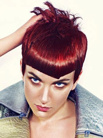 Punk Hairstyles Bangs | pictures new short punk hairstyles for women short