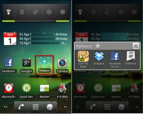 app organizer for android apps organizer organize as suas aplica 231 245 es no android pplware