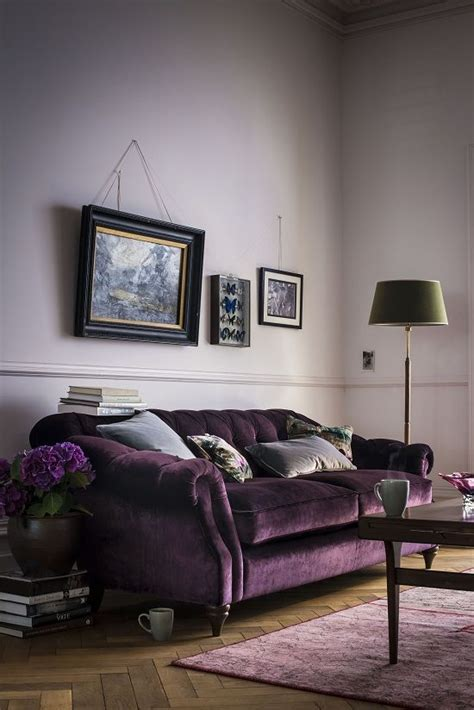 Living Room With Purple Sofa 25 Best Ideas About Purple Sofa On Purple Living Room Sofas Purple Floor Ls And