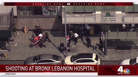 bronx lebanon hospital emergency room suspect in bronx hospital shooting was forced out due to harassment claims cp24