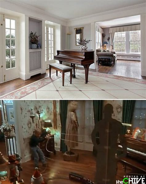 a look inside the real life home alone house aol finance home alone house for sale it s a colourful life