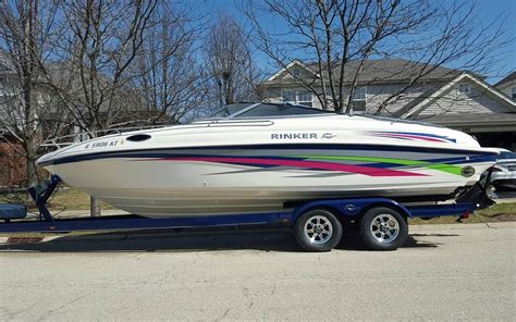 rinker boats vanilla for sale 1996 rinker 232 captiva cuddy rinker boats