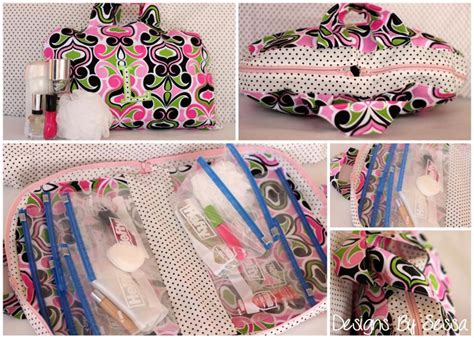 free pattern makeup bag cosmetic bag diy with free pattern the sewing rabbit
