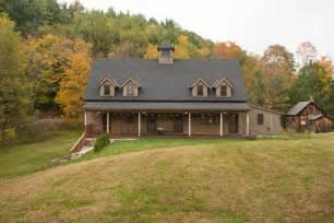 steel pole barn homes