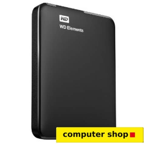 Wd Elements Portable Drive Usb 3 0 500gb western digital elements wdbuzg5000abk eesn 500gb usb 3 0 portable drive