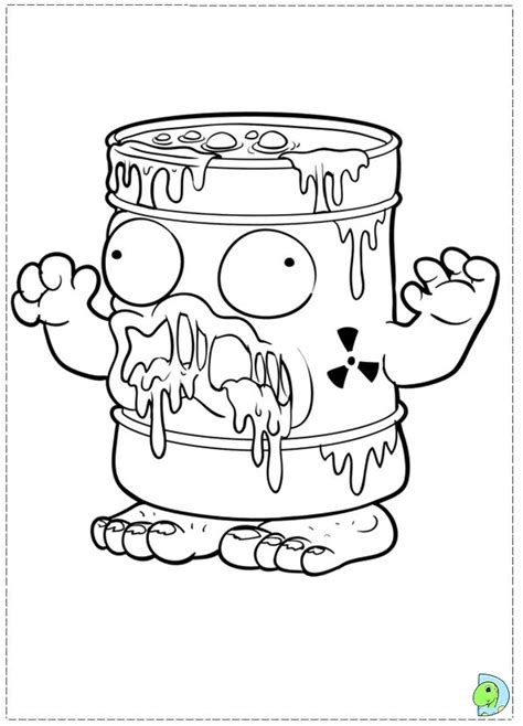 pack rat coloring page trash coloring pages fun pack grig3 org
