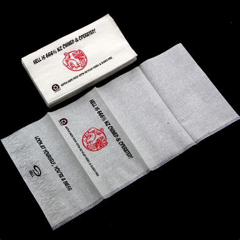 Fold Paper Napkins - bobotissue 187 fold paper napkin printed paper