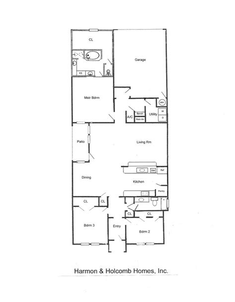 zero lot house plans zero lot line house plans louisiana