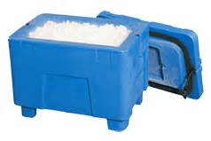 Fiberglass Storage Containers - insulated containers insulated bulk boxes insulated bulk containers dry ice containers