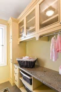 Laundry Room Cabinets With Hanging Rod Storage And Laundry Hanging Bar Home Design